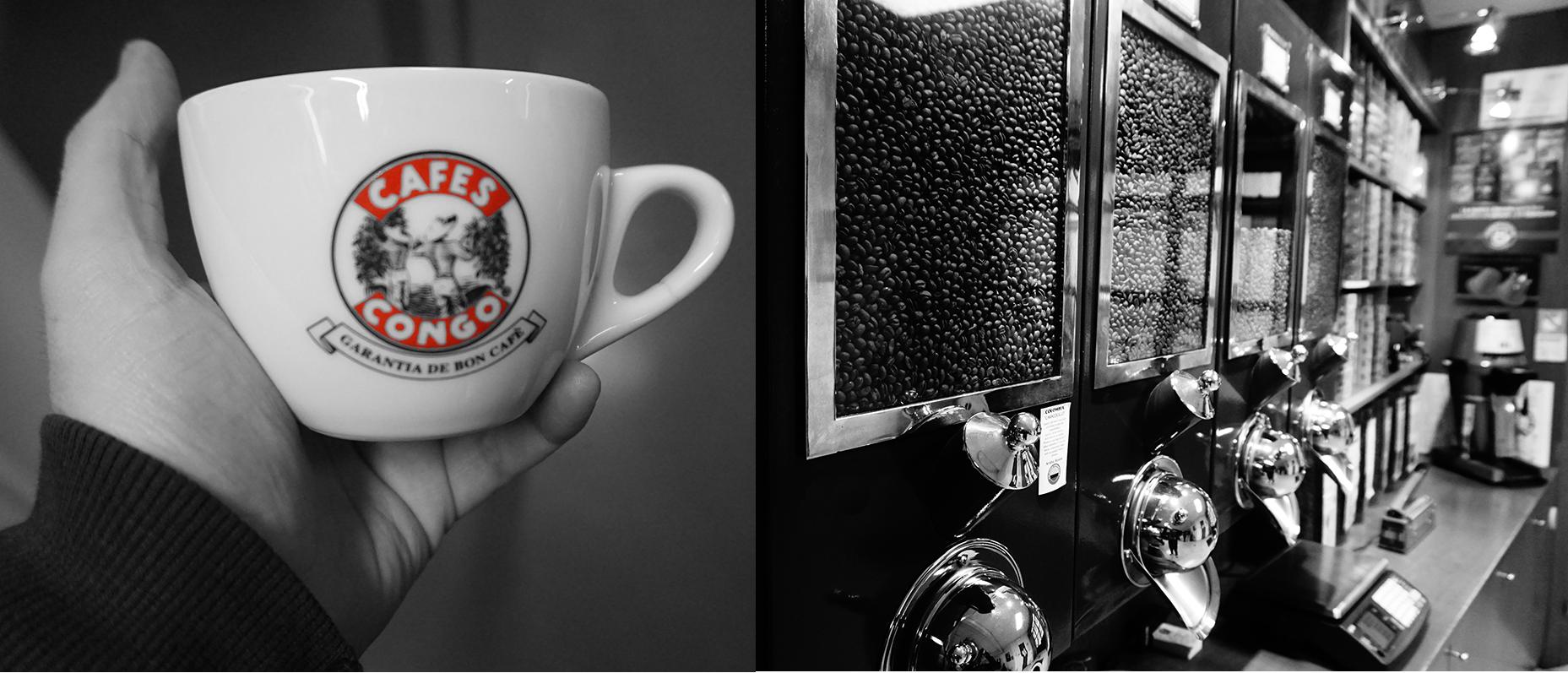Cafès Congo des de sempre